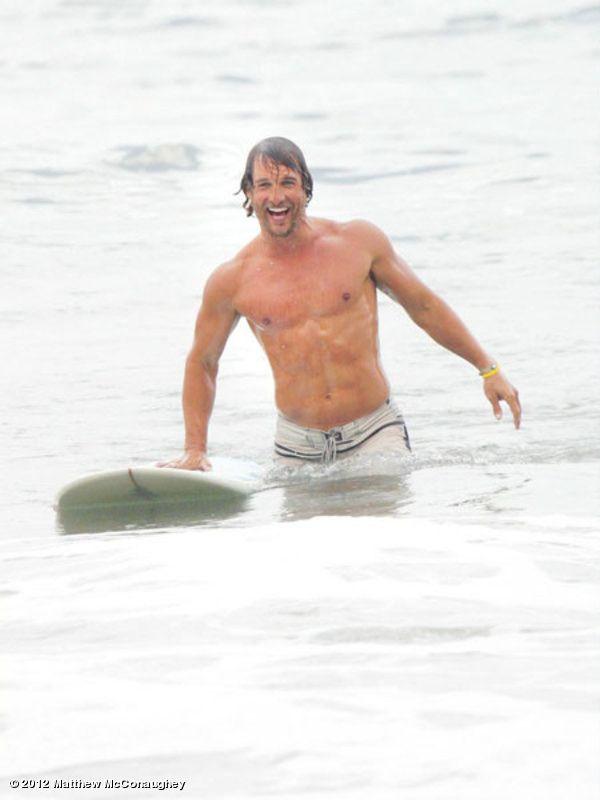 Matthew McConaughey's photo: