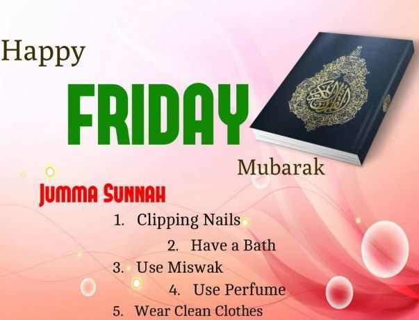 10 Jumma Mubarak Images 3d To Share