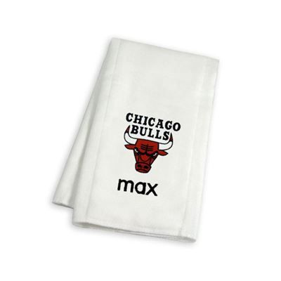 11 best chicago bulls baby gifts images on pinterest baby gifts keep your baby and future nba star neat and clean with our officially licensed personalized chicago negle Choice Image