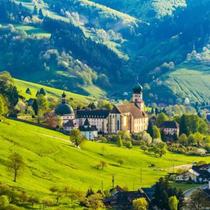 365 WONDERS OF THE WORLD: #147  The Black Forest in Germany is the land of cuckoo clocks but also of great scenery and inspired some of the Brothers Grimm fairy tales.  Read more>> http://www.travelstart.co.za/lp/germany/flights  #travelstart #365wondersoftheworld #germany #europe