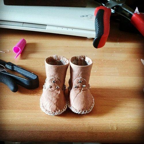 #Indianini #boots #Littlefee #bjd #Yosd