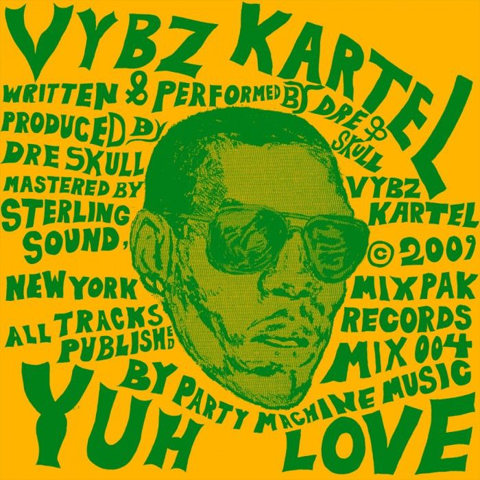 """""""Yuh Love"""" is a poppy dancehall anthem just in time for the end of summer.  #yuh #love #vybz #kartel #dancehall #mixpak #dre #skull #jamaican #jamaica #music"""