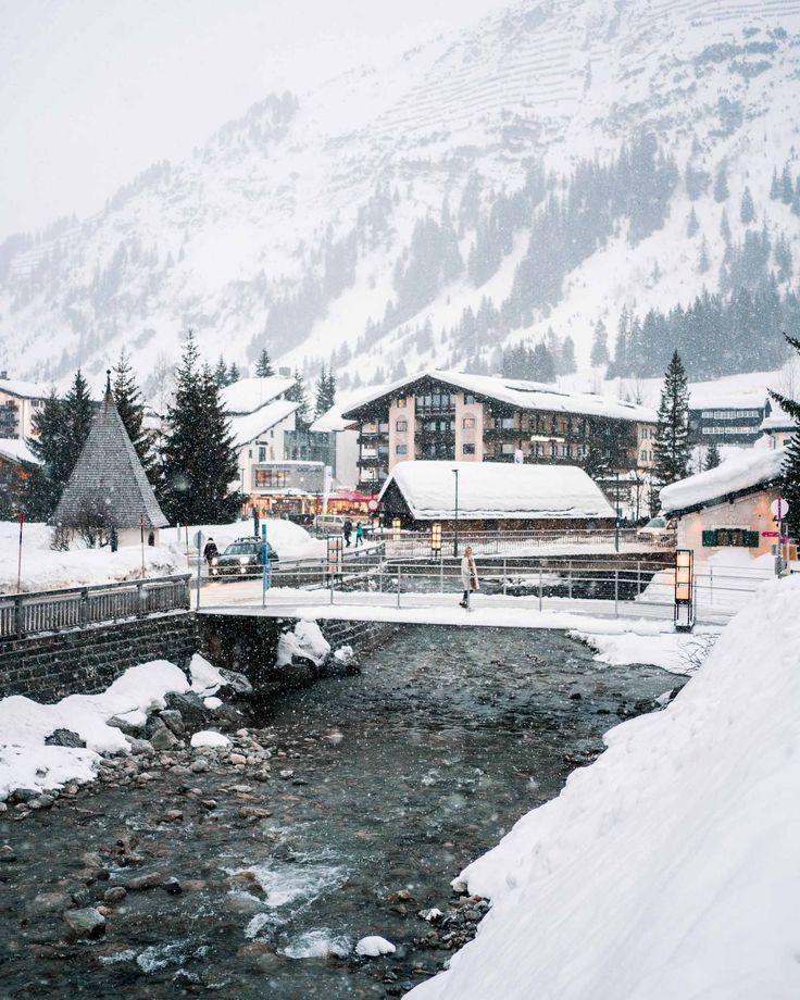Winter Getaways: A Weekend Guide To Lech, Austria