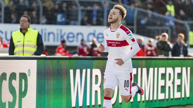 Karlsruher SC v VfB Stuttgart - Second Bundesliga