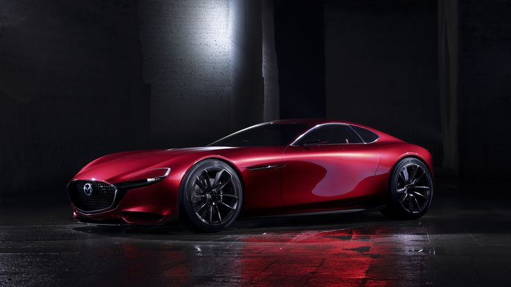 2015 Mazda RX-Vision Concept  http://www.wsupercars.com/mazda-2015-rx-vision-concept.php