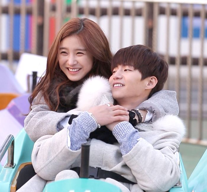 18 Best Kim So Eun Images On Pinterest: 8 Best We Got Married Favorite Couples Images On Pinterest