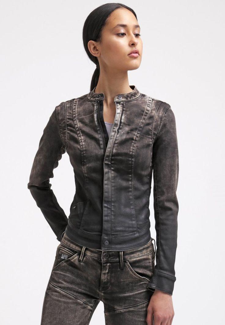 Veste en jean g star femme