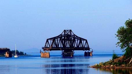 Swing Bridge- Manitoulin Island.