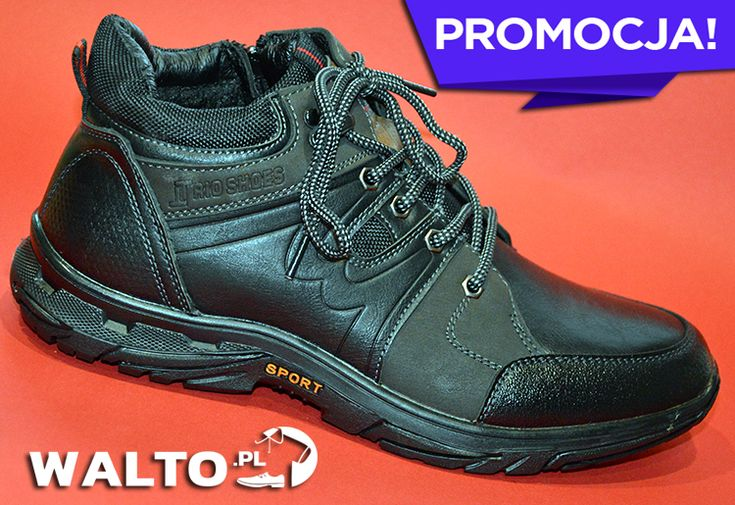 Trapery Buty Meskie Zimowe Trioshoes Hiking Boots Boots Shoes