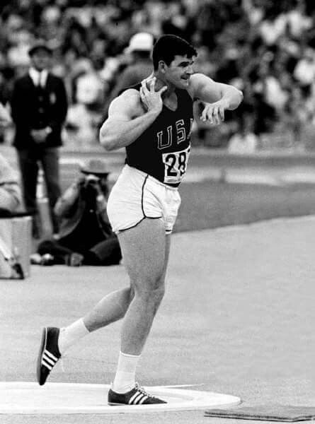 April 22 - Today in #TXHistory In 1967 - Randy Matson set a world record, a shot put toss of 71 ft 5.5 in in College Station Texas.