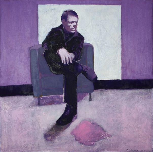 Paweł Kwiatkowski, Protagonista II, 2012 #art #contemporary #artvee