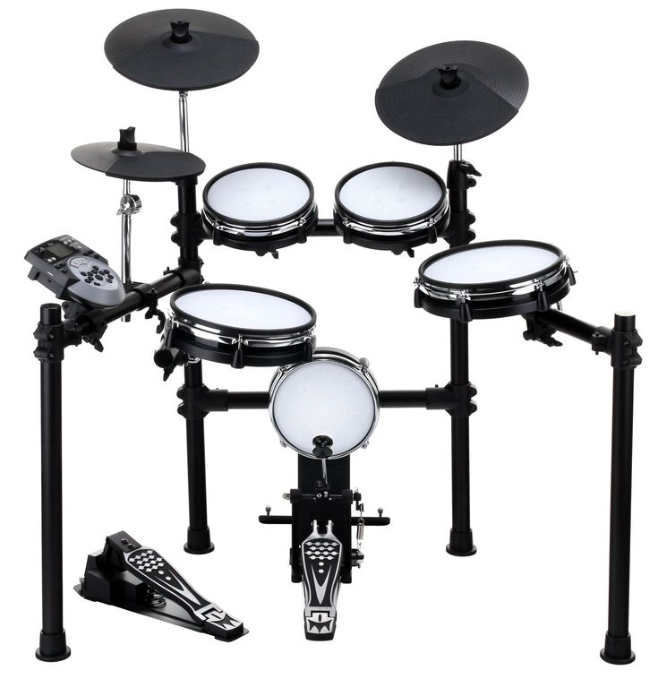 XDrum DD-530 E-Drum Set mit Mesh Heads  practicing without getting mad neightbours xD