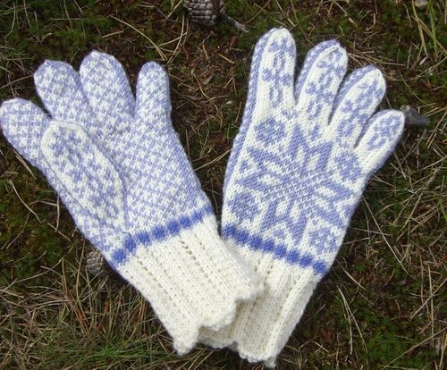 Nordic Knitting Patterns Free : 40 Best images about DIY - Knitted mittens on Pinterest Free pattern, Strip...