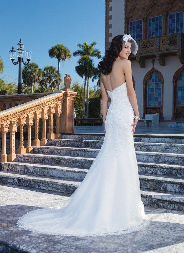 Sincerity 3850 Menyasszonyi ruha