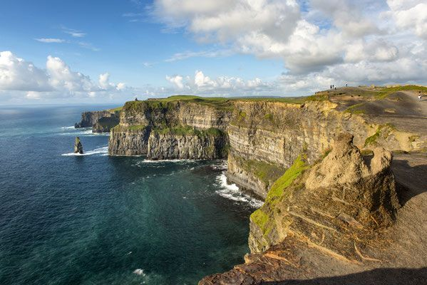 Les falaises de Moher - Tourism Ireland - Chris Hill