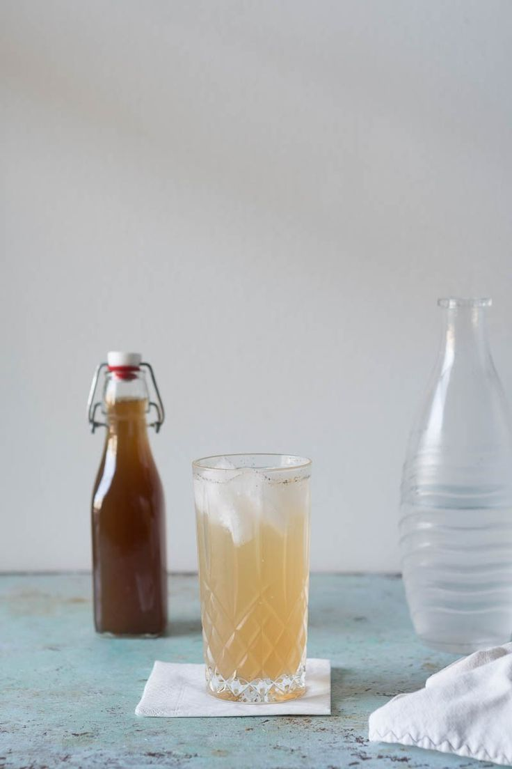Ginger syrup for homemade ginger ale. A creamy, complex syrup that's not too spicy. Perfect for Moscow Mules, Dark & Stormies, and Jack & Gingers