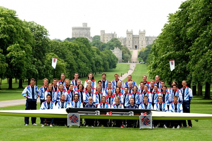 Olympic GB Rowing Team