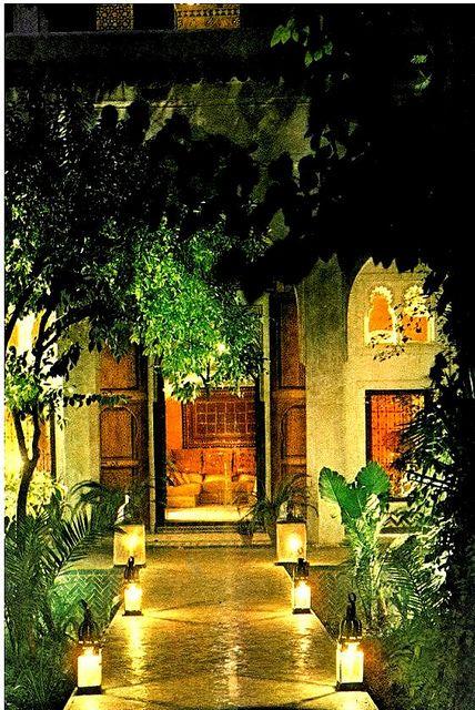 Palais Du Zahir  - where Talitha Getty lived