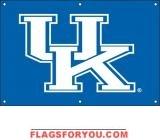 Kentucky Wildcats Fan Banner 2' x 3'