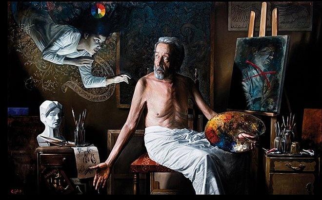 Recogedor: Ricardo Celma - Arte