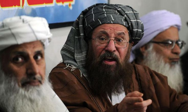 The defunt Tehrik-i-Taliban Pakistan (TTP), which after the  refusal from two members, Imran Khan and Maulana  Fazal ur Rehman to become part of the peace talks committee  has nominated a three-member team for negotiations with the government committee. It has set its long-demanded enforcement of Shariah in the country as a condition for peace talks.