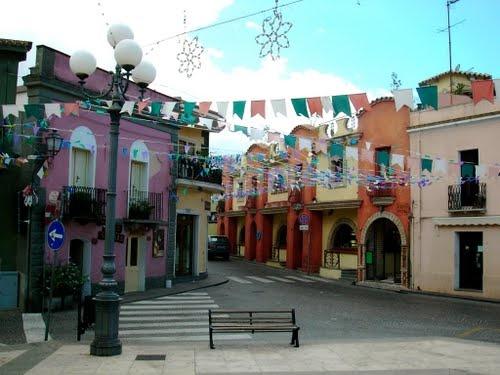 town centre Pula