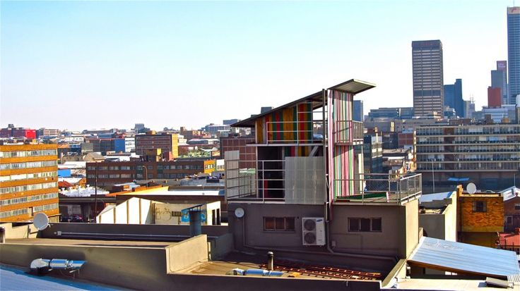 Life in Johannesburg {A Home Away From Home}