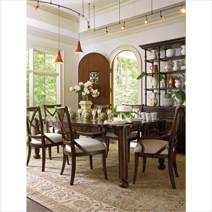 48 Best Images About Stanley Furniture On Pinterest | Dining Sets