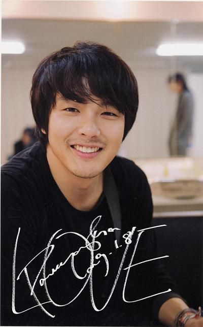 Can not you go back on our side *park yong ha