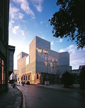 KOLUMBA :: Architektur :: Projekt