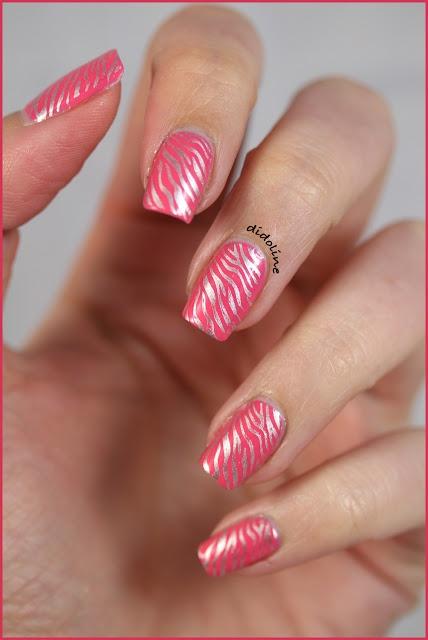 Zebra & Pink