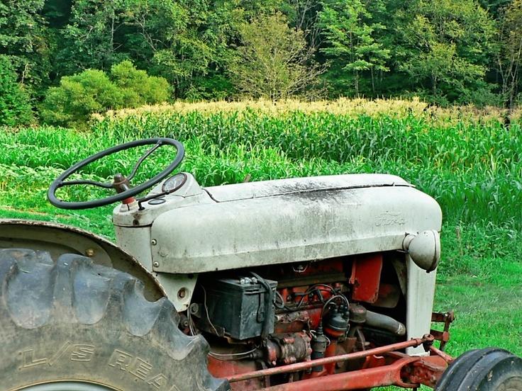 Farm Tractor Hood Ornament : Best tractors images on pinterest