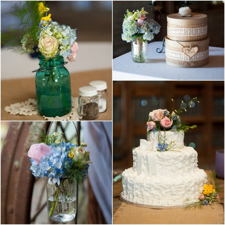 195 Best Rustic Country Wedding Ideas Images On Pinterest