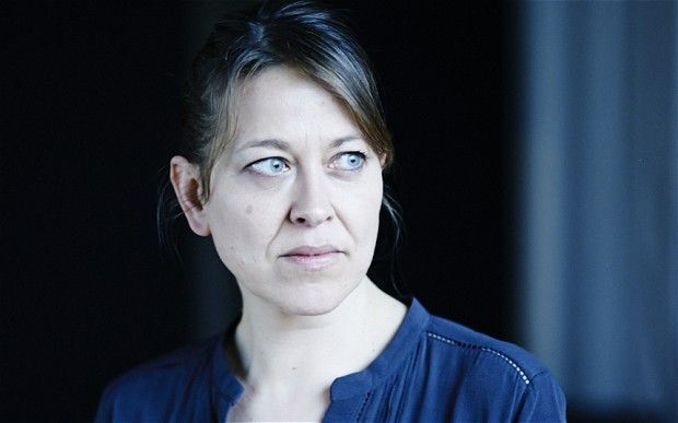 Nicola Walker plays Beatrice in Arthur Miller's A View from the Bridge
