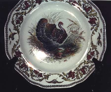 royal cauldon z2955 at replacements ltd china patternsthanksgiving - Thanksgiving China Patterns