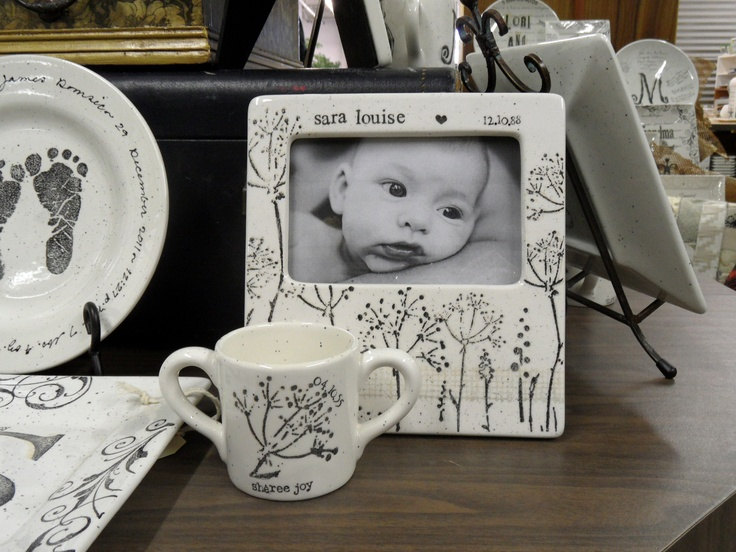 226 best inside museware pottery images on pinterest baby babys breath photo frame negle Gallery