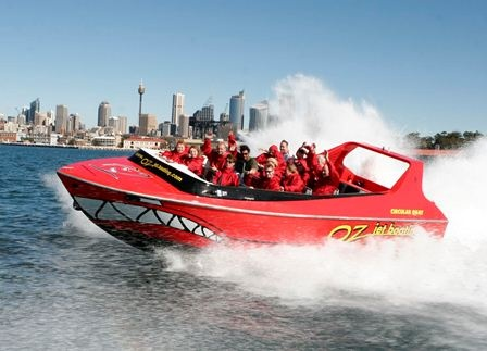 Oz Jet Boating Sydney