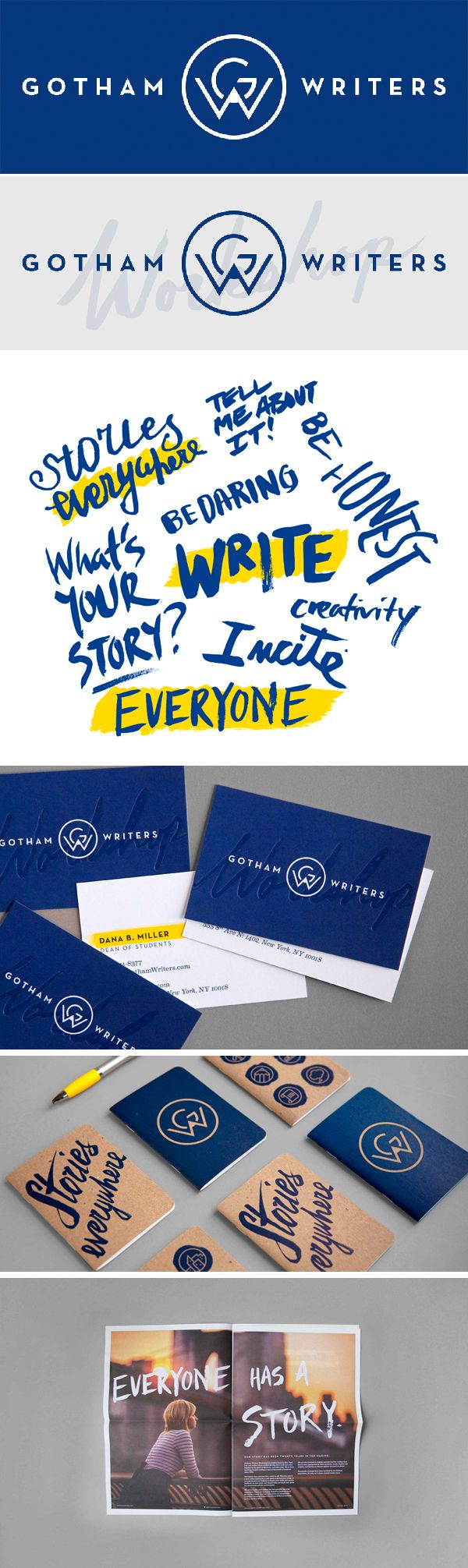 identity / gotham writers