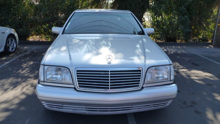 Awesome Mercedes: Mercedes Benz S-Class W140 600SEL or S600 L is a biggest twelve-cylinder V12 pet...  Cars : Mercedes Benz
