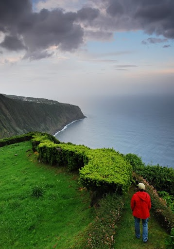 hiking/walking in Azores, Portugal