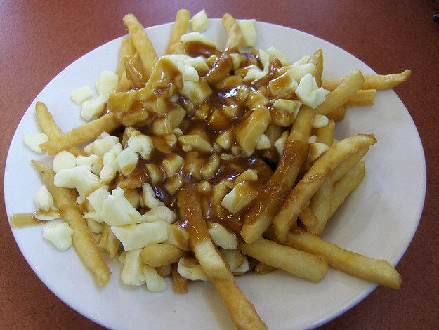 First things first, we need to talk about poutine.