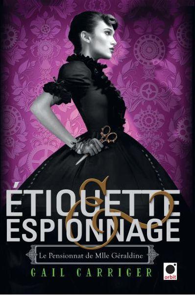 Mes passe-temps.: Le Pensionnat de Mlle Géraldine : Etiquette  et Es...