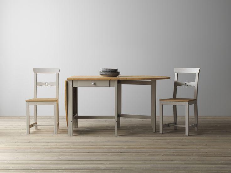 GAMLEBY serie   #IKEAcatalogus #nieuw #2017 #IKEA #IKEAnl #eetkamer #eetkamerstoelen #stoelen #tafel #keuken #klaptafel