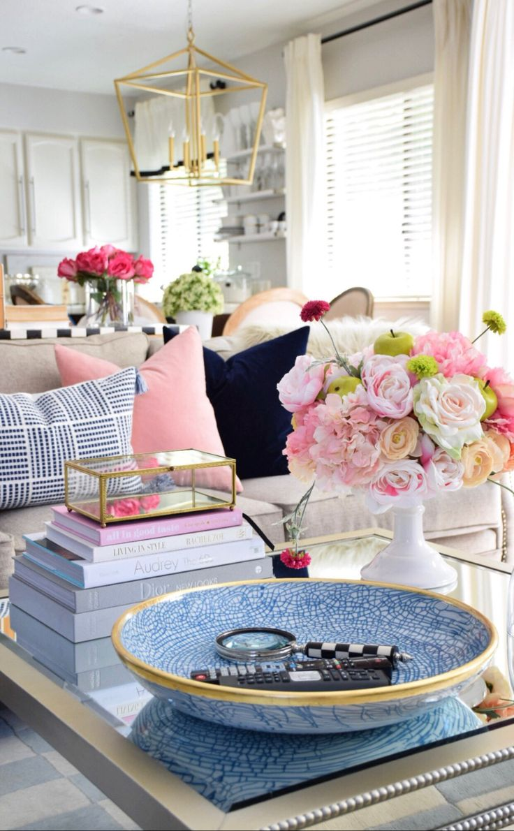 A coffee table is a key element to decorate since it it the focal point of your living room. Get some simple tips and ideas on how to style.