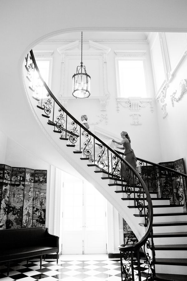Swan House in Atlanta, GA | Pink Shoe Photography #wedding