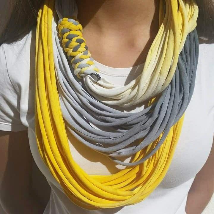 κασκόλ-κολιέ new arrivals  @ mánia, Πυλαρινού 37, Κόρινθος☎ 2741022557 www.facebook.com/mania.korinthos #mánia #mániashop #shop #Korinthos #Greece #κασκόλ #κολιέ #VinDgr #bijoux #accessories #Spring2017 #Summer2017 #gift #giftideas