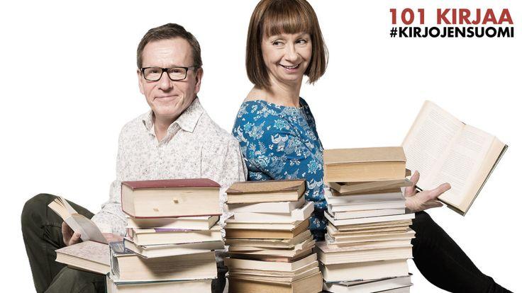 Kirjallisuustoimittajat Seppo Puttonen ja Nadja Nowak ovat valinneet Suomen jokaiselta itsenäisyyden vuodelta yhden kirjan, joka on myös luettavissa verkossa. Mitkä kirjat olisit itse valinnut? Tutustu teoksiin!
