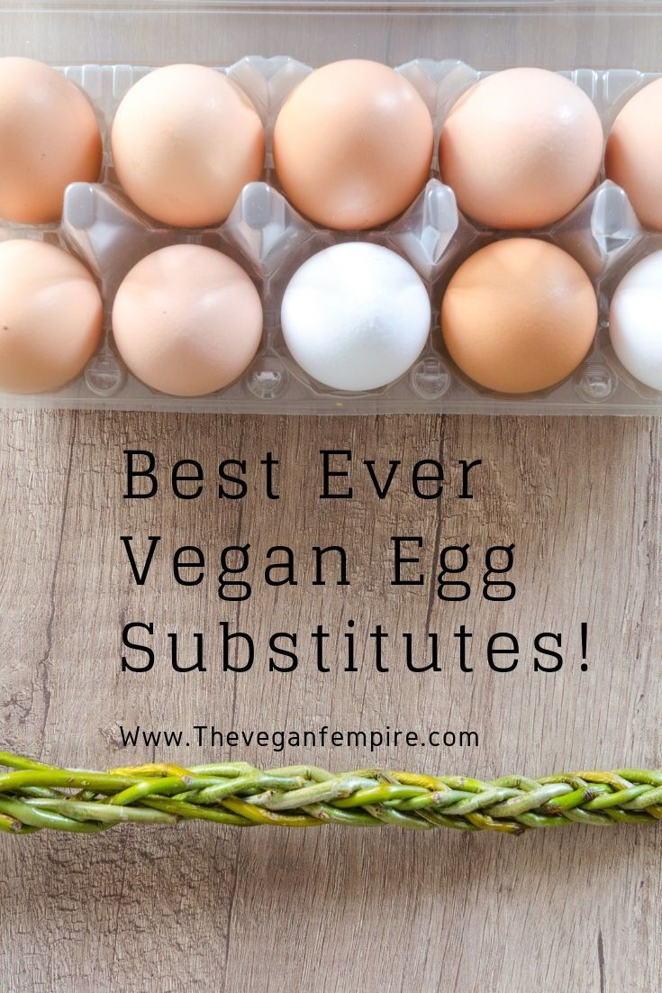 A Full Guide To Eggs And Veganism Including A Full List Of Our Favorite Egg Substitutes Vegan Eggs Vegan Lifestyle Facts Vegan