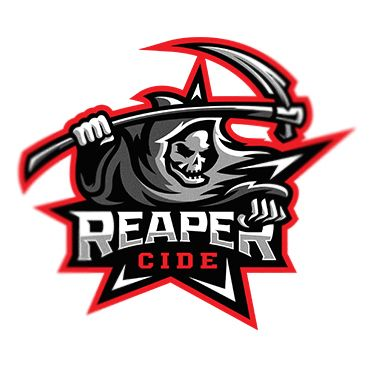 Esport logo Reaper cide on Behance