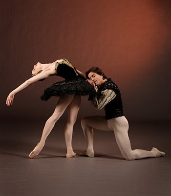 Gillian Murphy as Odile in Swan Lake